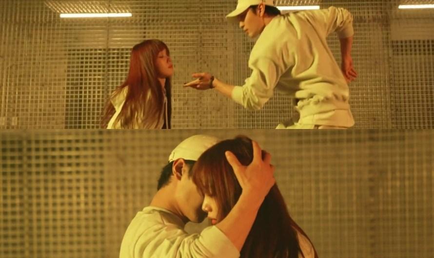 """Assista: Co-estrelas de """"Dr. Romantic 2"""" Lee Sung Kyung e Kim Min Jae exibem seus movimentos em uma 'Collab Dance' para vídeo"""
