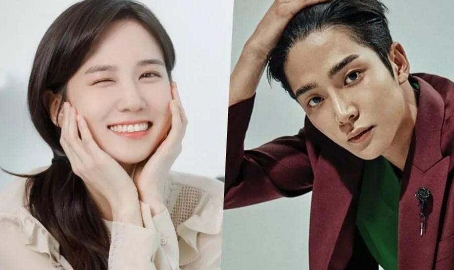 Park Eun Bin E Rowoon Do SF9 Confirmados Para Estrelar No Próximo Drama Histórico