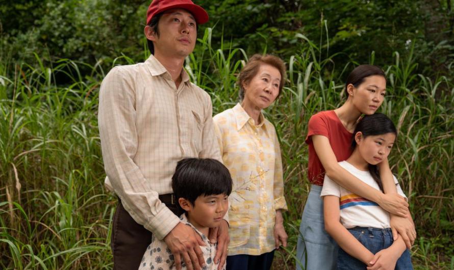 """'Minari' ganha em """"Melhor Filme Estrangeiro"""" no globo de ouro"""