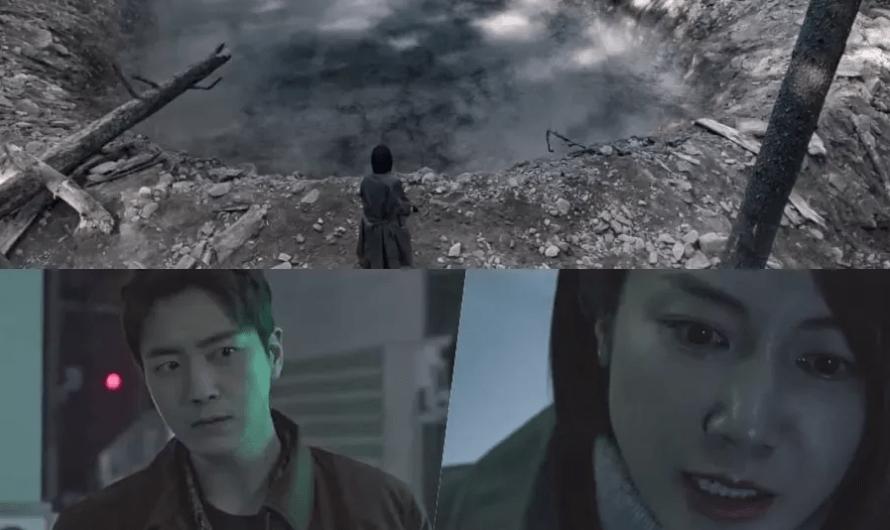 Kim Ok Bin e Lee Joon Hyuk lutam pela sobrevivência contra os piores instintos da humanidade no trailer de 'Dark Hole'
