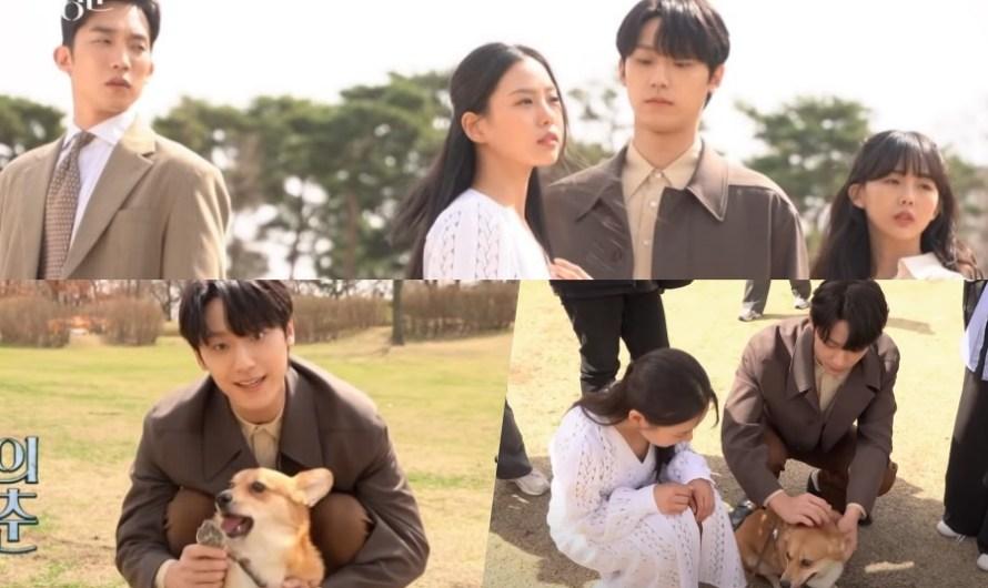 Confira Lee Do Hyun e Go Min no vídeo making-of do pôster de 'Youth Of May'