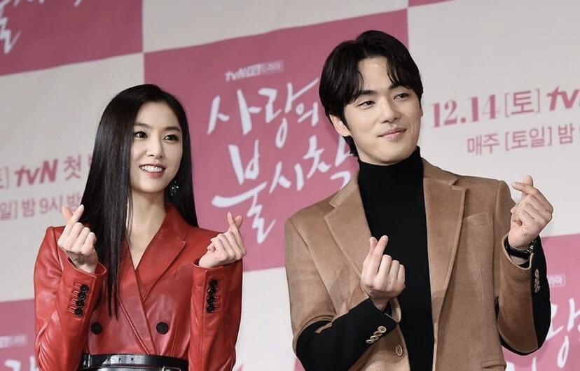 Agência de Seo Ji Hye e Kim Jung Hyun nega rumores de namoro