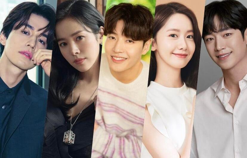 Lee Dong Wook, Han Ji Min, Kang Ha Neul, YoonA, Seo Kang Joon e mais irão estelar novo filme