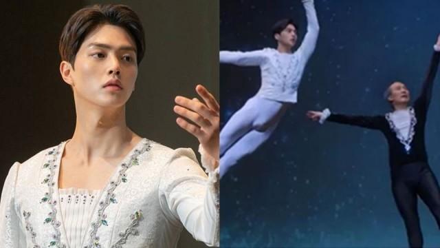 Performance de balé no último episódio de 'Navillera' se tornou viral pelo traje 'embaraçoso' de Song Kang