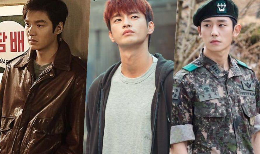 7 atores principais que adoraríamos ver como vilões em um K-drama
