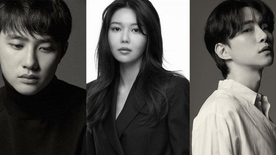 Estes são os 8 idols que se tornaram atores escolhidos pelo Korean Film Council para representar a campanha 'Korean Actors 200'
