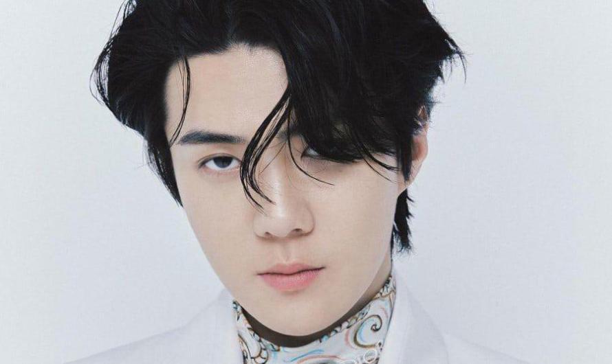 Sehun do EXO revela que recebe cerca de 100 chamadas por dia de Sasaengs