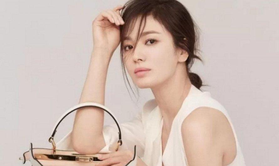 A suposta taxa de Song Hye Kyo para propagandas de mídias sociais é revelada