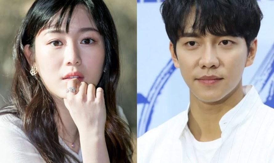 """Fã coreana protesta pedindo a Lee Seung Gi que corte o vínculo com sua """"namorada de uma família com história criminosa"""""""