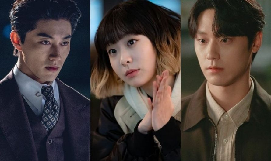 Estrelas de K-Drama em ascensão que os fãs não conseguem tirar os olhos