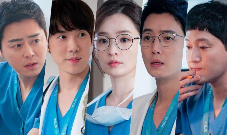 Protagonistas de 'Hospital Playlist 2' são ambos médicos estressados e divertidos amigos em nova Sneak Peek