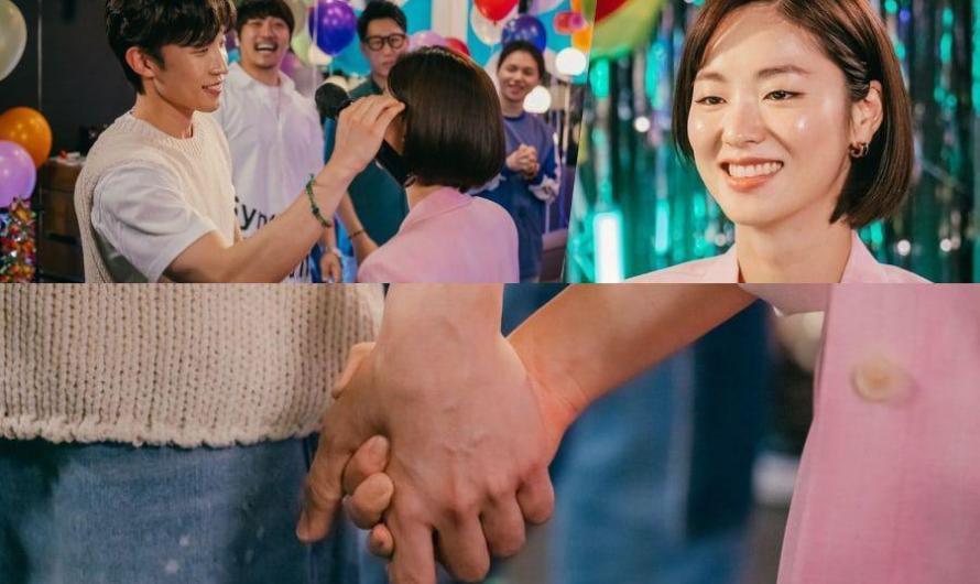Jeon Yeo Bin mostra doce química com Lee Sang Yi no próximo MV do MSG Wannabe
