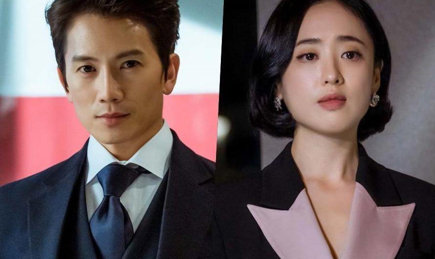 As co-estrelas de 'The Devil Judge' Ji Sung e Kim Min Jung compartilham como é trabalhar juntos novamente após 13 anos