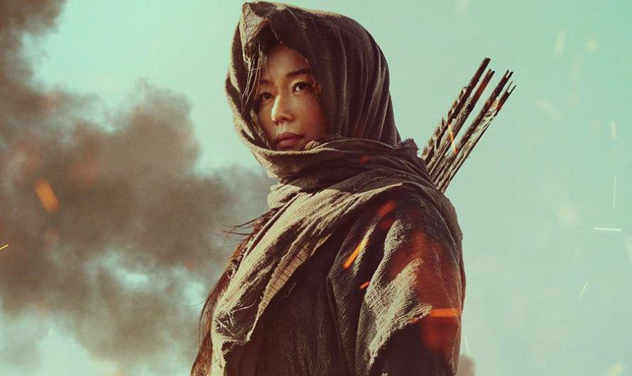 Jun Ji Hyun busca vingança com confiança em 'Kingdom: Ashin Of The North'