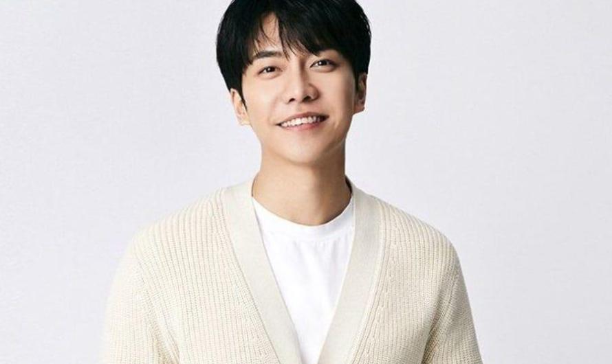 A nova agência de Lee Seung Gi faz parceria com a antiga agência