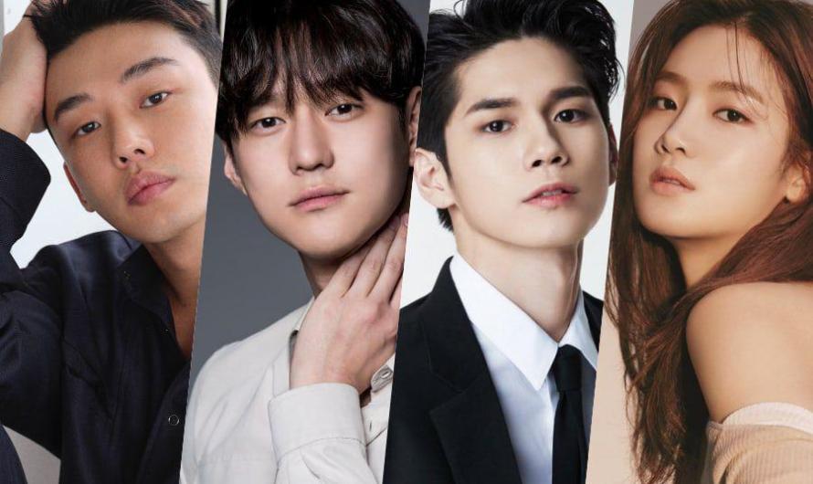 Yoo Ah In, Go Kyung Pyo, Ong Seong Wu, Park Ju Hyun e mais confirmados para novo filme de ação