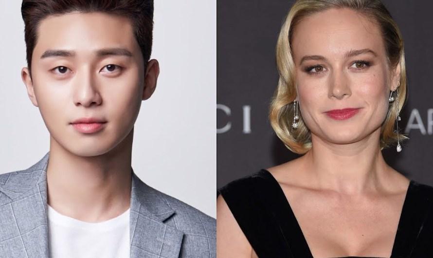 Park Seo Joon supostamente escalado para atuar ao lado de Brie Larson em 'The Marvels'