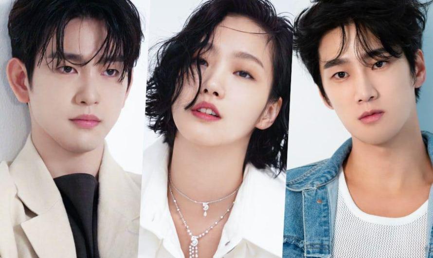 Jinyoung do GOT7 confirmou se juntar a Kim Go Eun, Ahn Bo Hyun e mais em novo drama