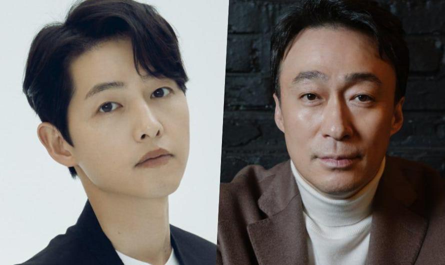 Song Joong Ki e Lee Sung Min confirmados para estrelar um novo drama de fantasia