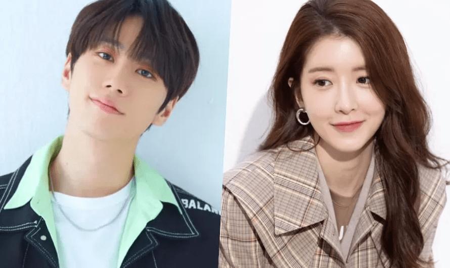 Lee Jun Young e Jung In Sun confirmados para estrelar um novo drama de romance sobre idols