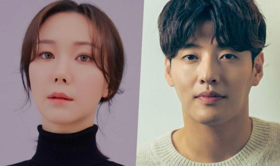 Lee Yoo Young se junta Kang Ha Neul em novo drama da JTBC