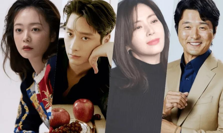 Jun So Min, Chansung do 2PM, Song Yoon Ah e Lee Sung Jae confirmados para novo drama de romance