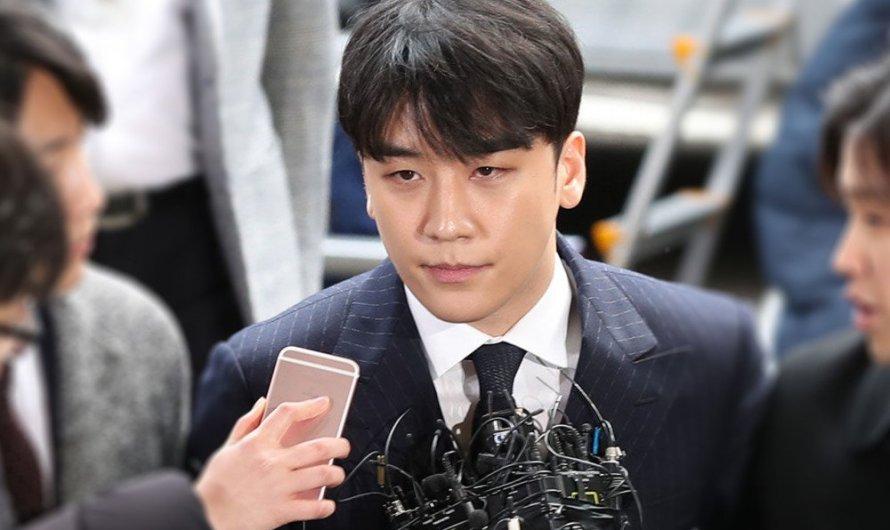 Seungri planeja recorrer de sua sentença de prisão de 3 anos