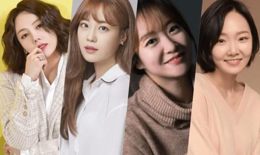 Go Eun Ah, Heo Young Ji, Lee Mi So e Son Soo Ah estão no elenco da próxima Sitcom da SBS