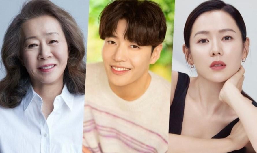Youn Yuh Jung, Kang Ha Neul e Son Ye Jin receberam uma oferta para novo drama
