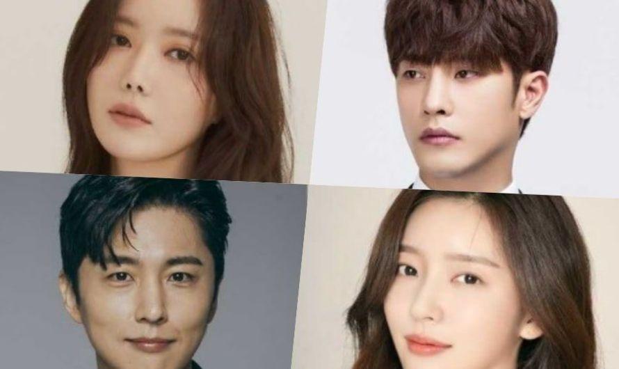 Im Soo Hyang, Sung Hoon, Shin Dong Wook e Hong Ji Yoon confirmados no elenco do remake de 'Jane The Virgin'