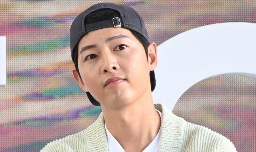 Song Joong Ki fala se reunir com Jeon Yeo Been sobre participação no Festival Internacional de Cinema de Busan pela primeira vez em 10 anos