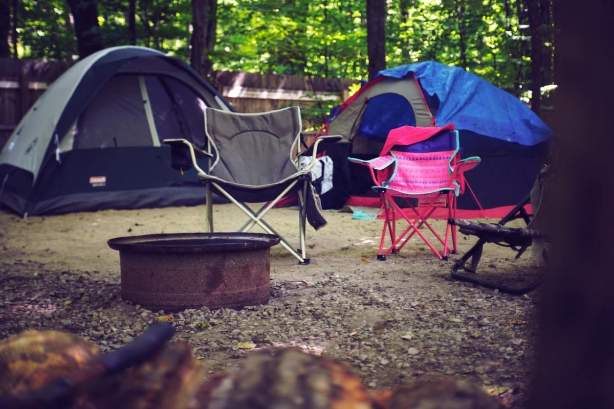 coreba camping