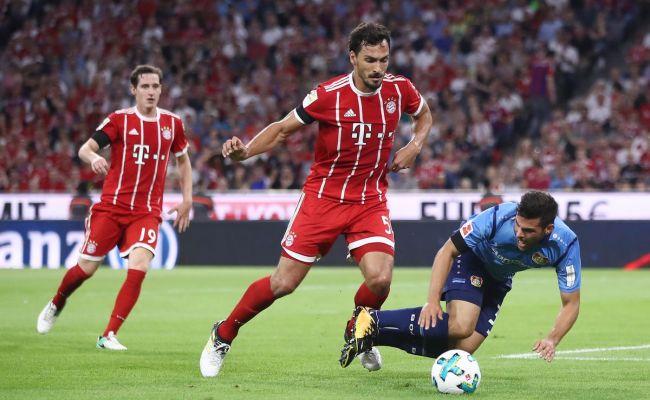 Bayer Leverkusen Vs Bayern Munich 12 01 2018
