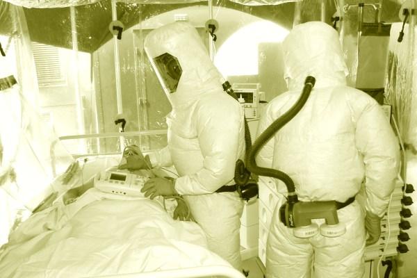 Medical CBRN training