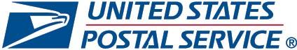 stamp - us postage logo
