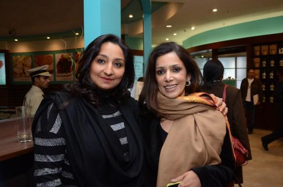 Shibani Chopra and Neety Singh