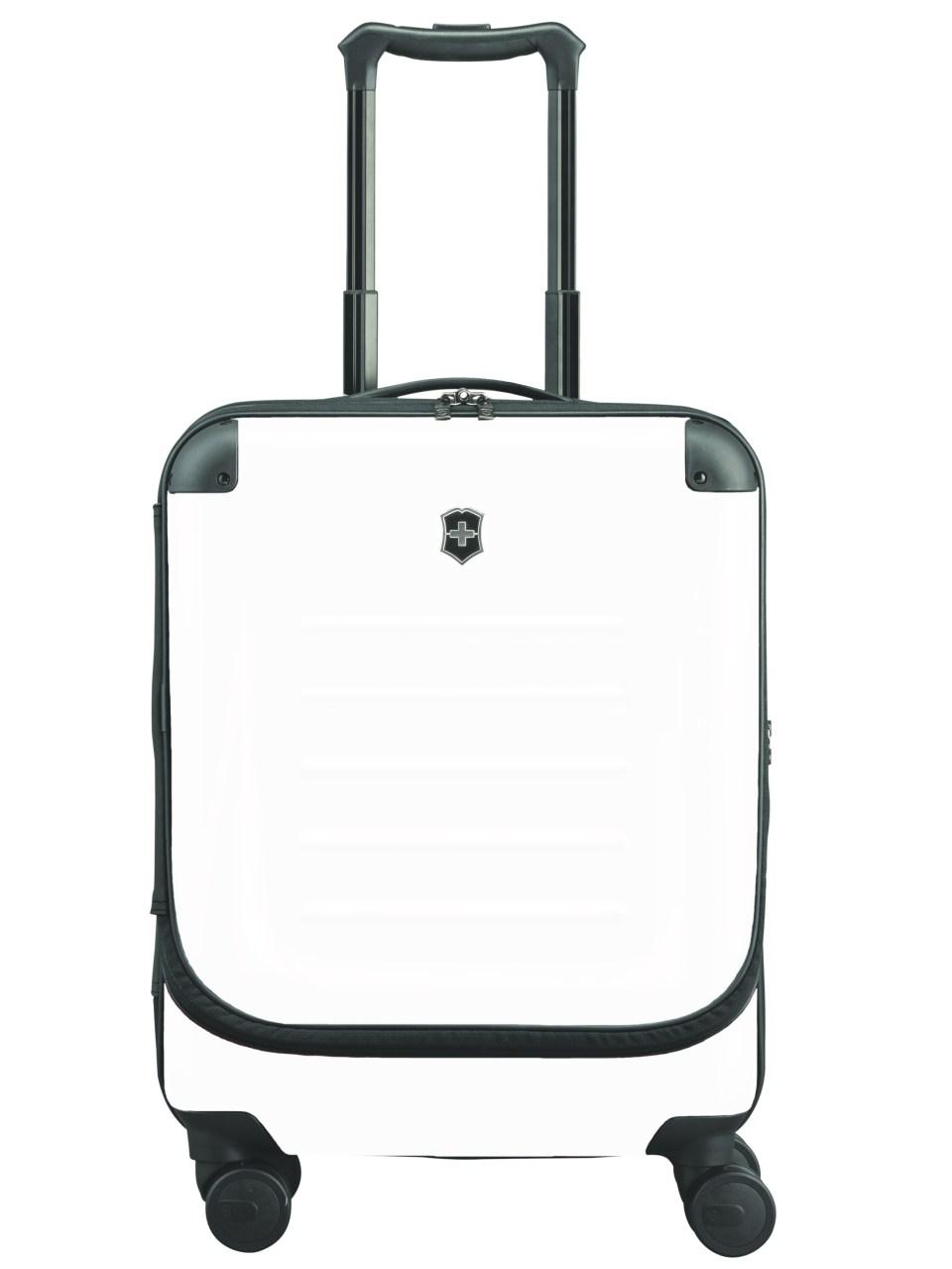Victorinox Brings Innovation To Hardside Luggage
