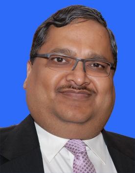Mr Arun Kumar Jagatramka  Chairman and Managing Director  Gujarat NRE Coke Ltd