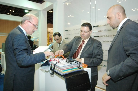 Vision-X Dubai is the Middle East's largest optical trade show