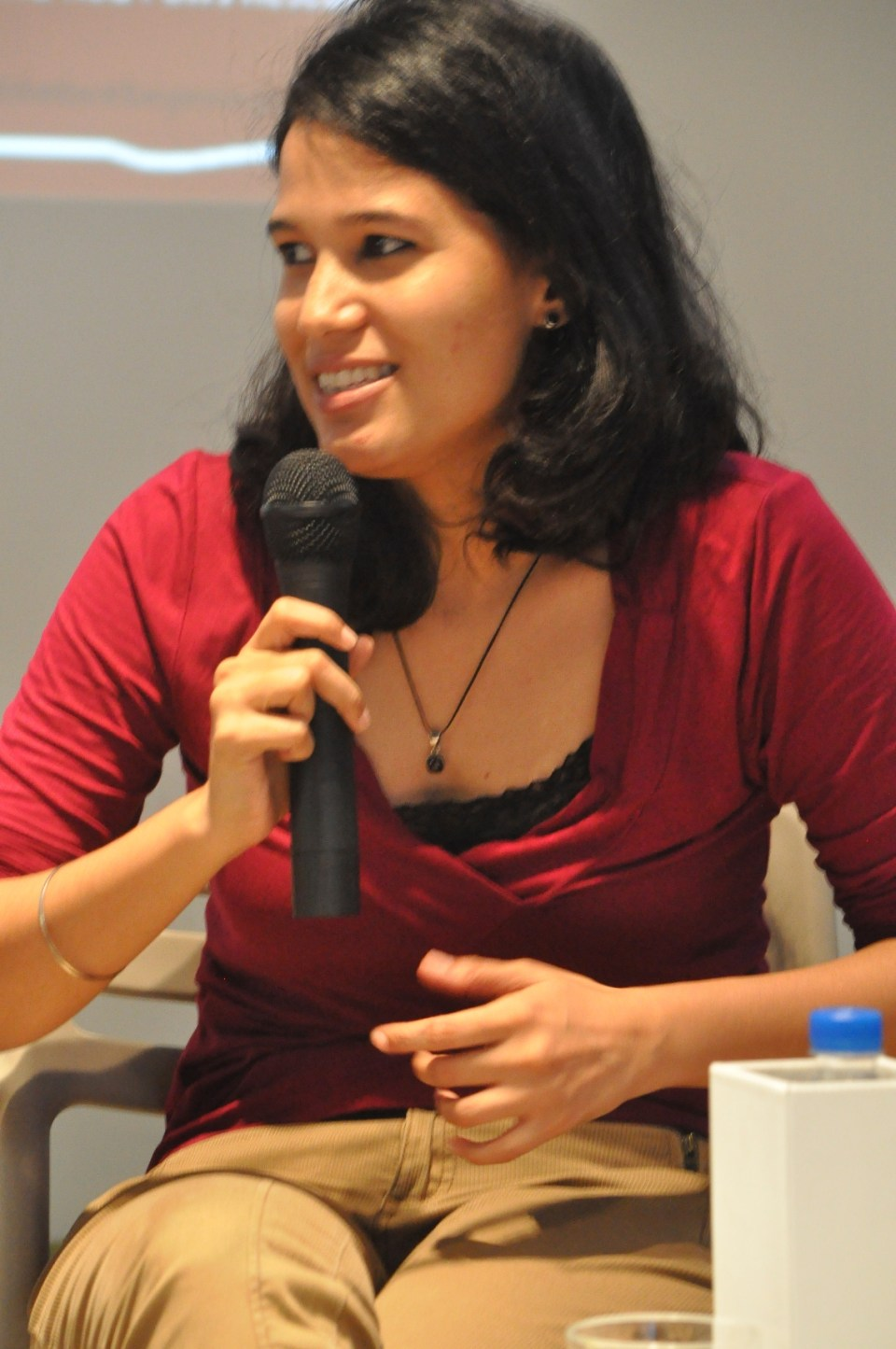 Vidyun Sabhaney talking about the book