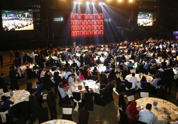 Manganiyar event in Dubai