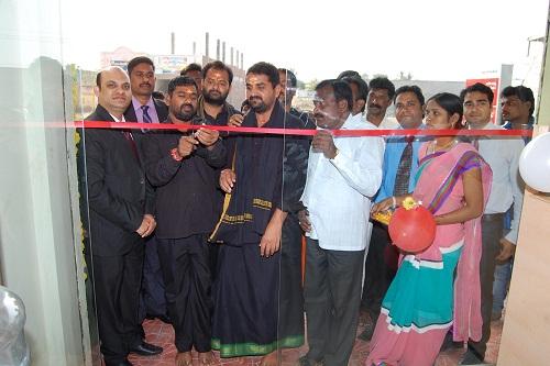Mustabad inauguration
