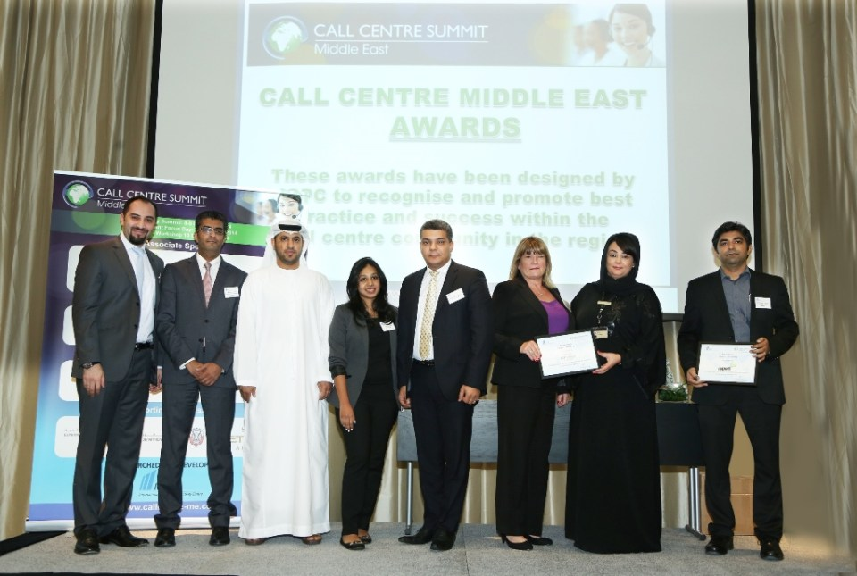 IQPC Call Center Summit Middle East Finalists in the Technology Category