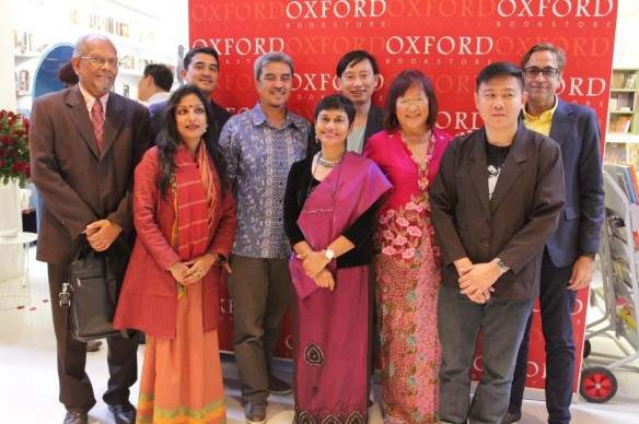Oxford Bookstore celebrates with Singapore  Guest of honour country  World Book Fair 2015