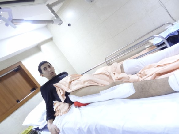 Rare cancer care done by Dr Rajeev K Sharma pic 2