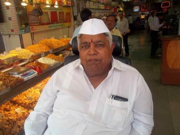 Mr. Manmohan Gupta  Owner  MM Mithaiwala