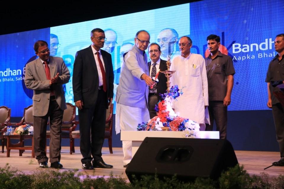 Bandhan Bank Launch