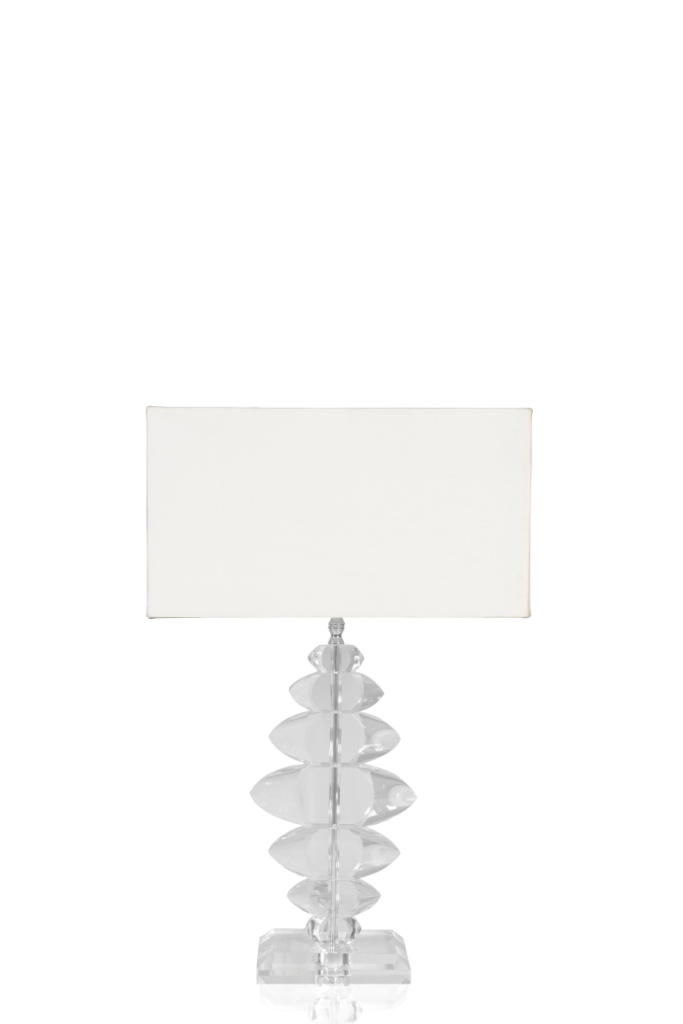 Flambeau Crystal Table Lamp Rs.11 900