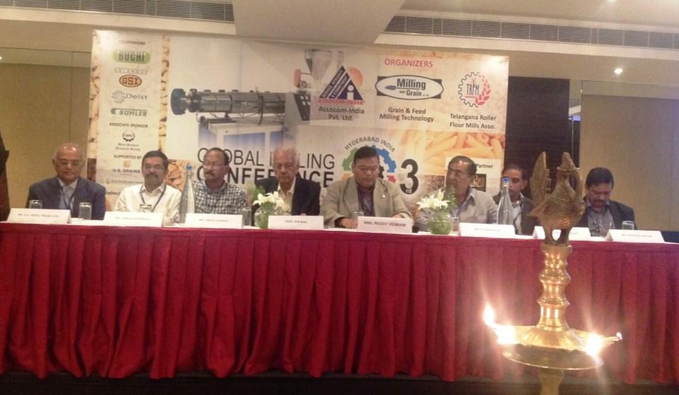 Global Milling Conference Hyderabad 1