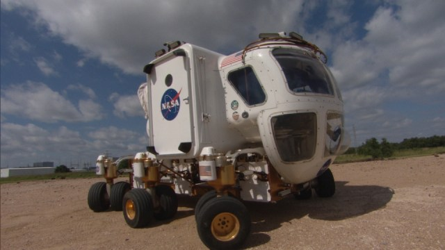 Space Month  Space Voyages - Mars Rover
